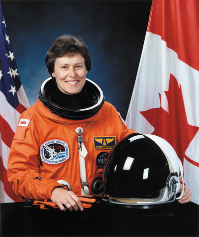 Canadian women to look up to
