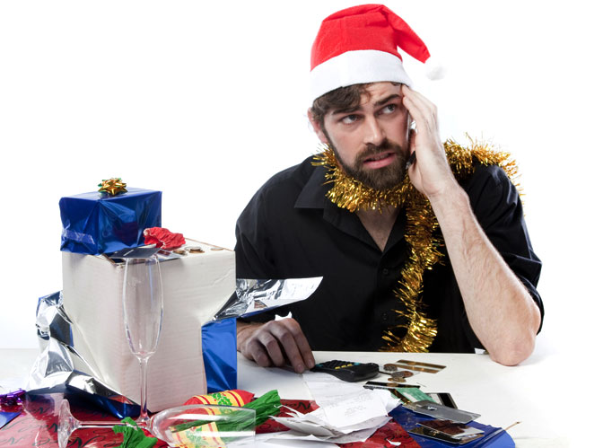 Dealing With the Christmas Debt