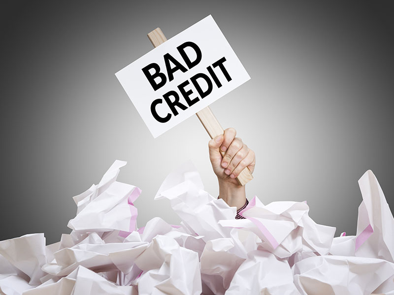 THE ROCKY PATH OF BAD CREDIT WHEN YOU NEED A LOAN:  HOW TO OVERCOME THIS SITUATION?