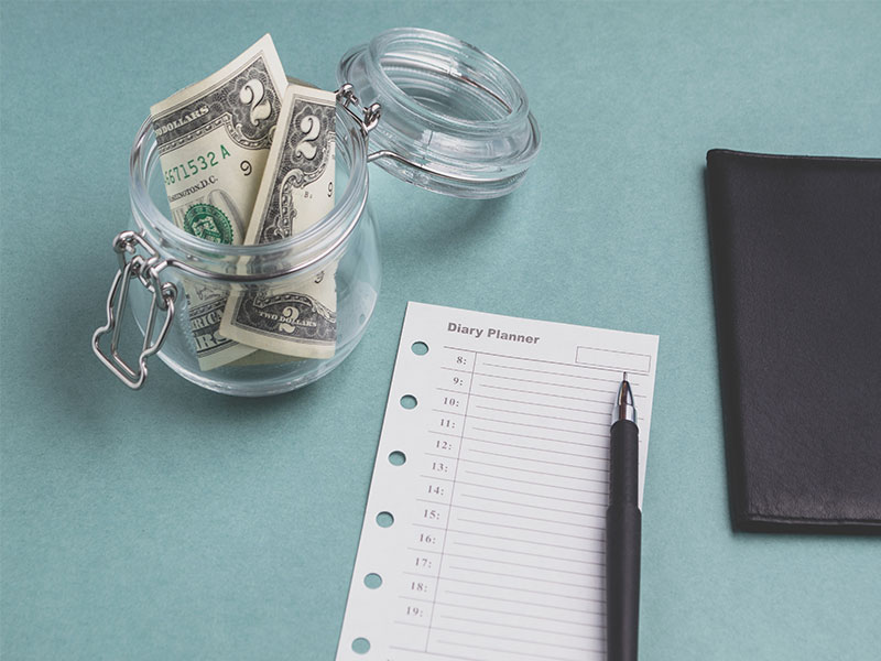 How to create a budget planner to jumpstart your savings?