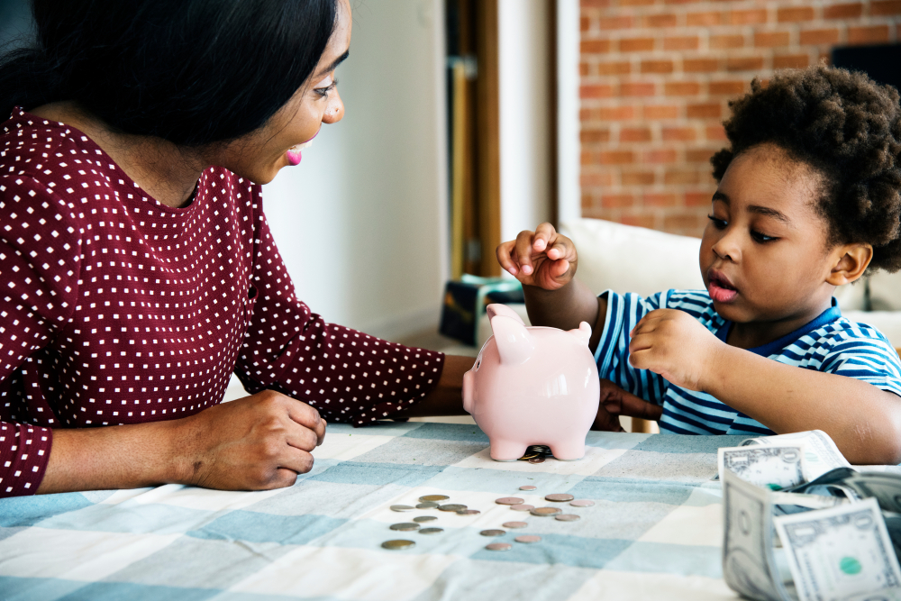 Top 5 Ways to Teach Your Kids About Finances